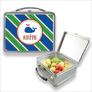 Personalized metal lunchbox