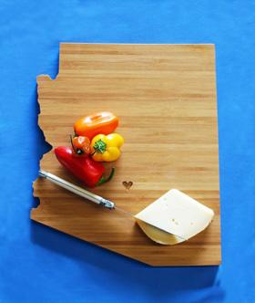 State cutting board