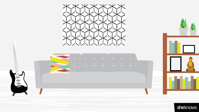 Merging his and her decor (INFOGRAPHIC)