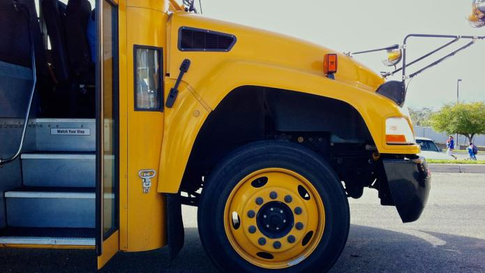 School drops the ball with bus