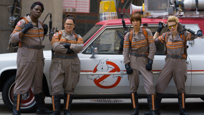 Why the new Ghostbusters shouldn't be