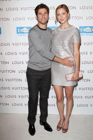Eva Amurri and Kyle Martino