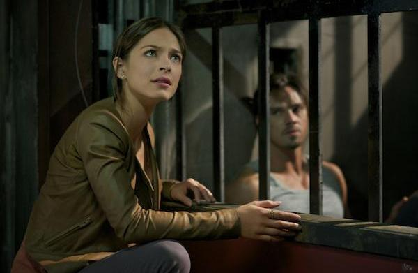 Beauty and the Beast recap: Caged