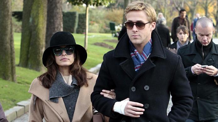 Eva Mendes and Ryan Gosling take