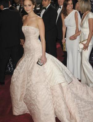 Jack Nicholson crashes Jennifer Lawrence interview