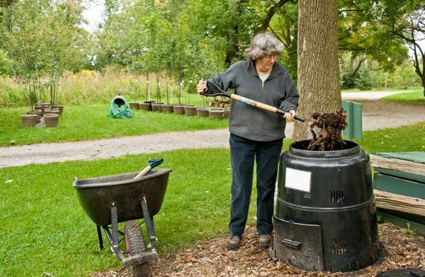 Rapid Composting