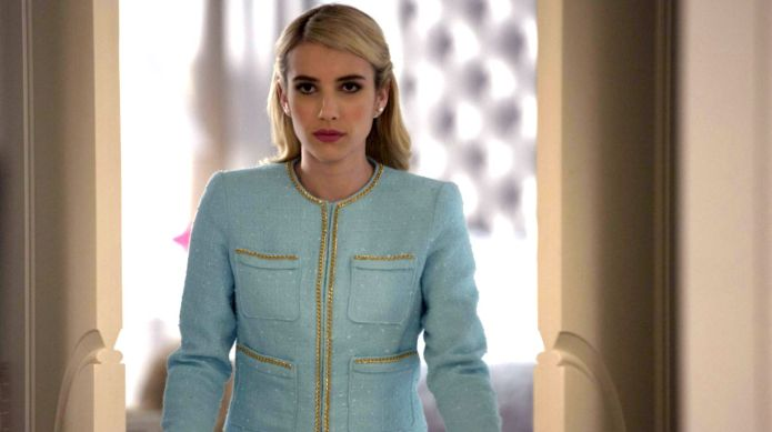 Scream Queens: Proof Emma Roberts is