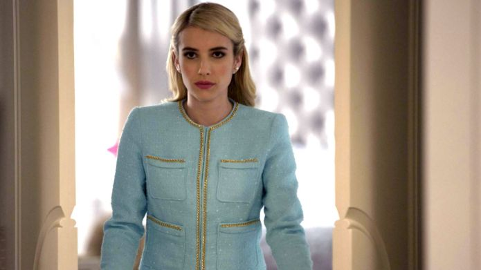Scream Queens: Proof Emma Roberts is