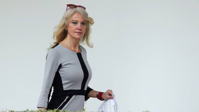 Kellyanne Conway Says Conservative Feminism Is