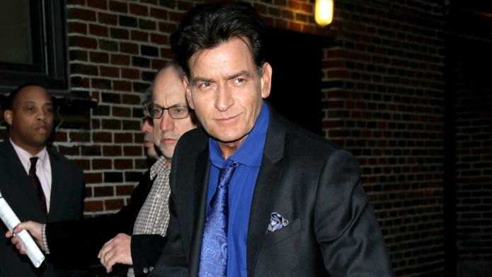 Charlie Sheen blasts Kim Kardashian in