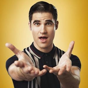 Glee's Darren Criss is Cosmo's guy
