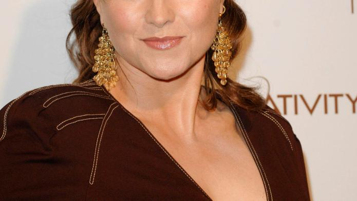 Lucy Lawless 2012 Art of Elysium