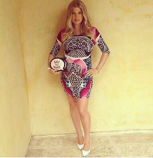 Mommy tweets: Fergie's baby name, Tameka