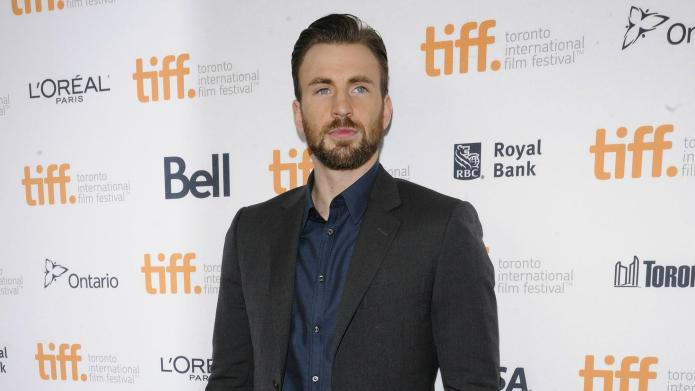 Chris Evans proves to the world