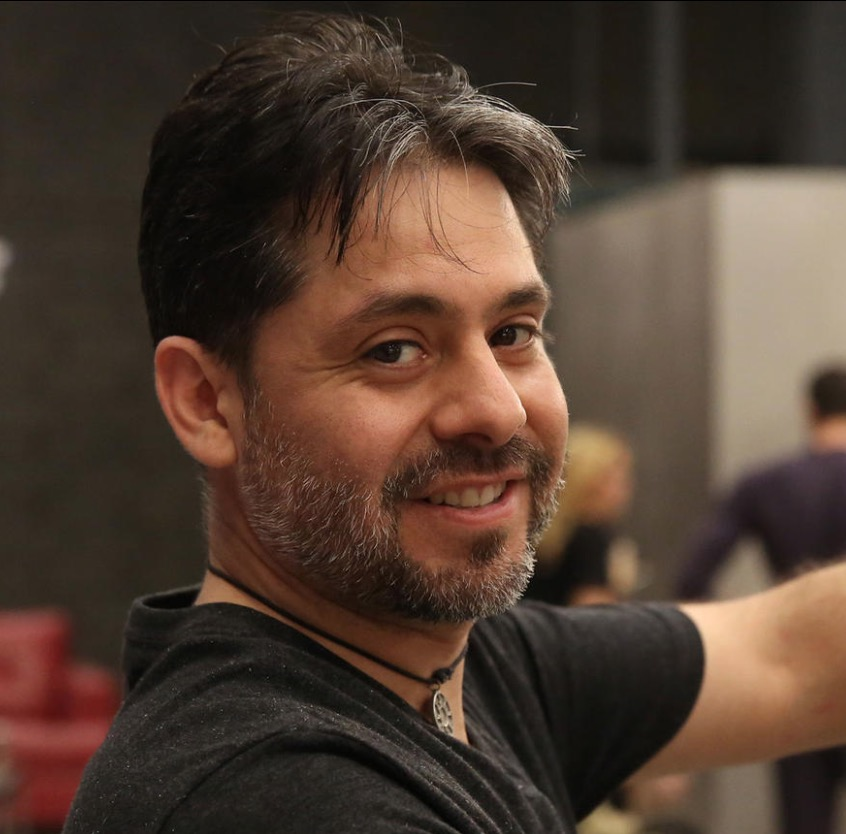 Face Off 9 contestant Omar Sfreddo