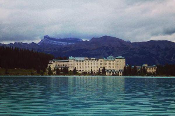 The Fairmont Chateau, Banff National Park, Rocky Mountains | Sheknows.ca