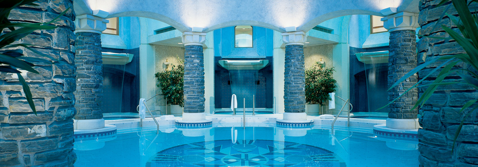 The Fairmont Banff Springs Hotel, Waterfall Massage   Sheknows.ca