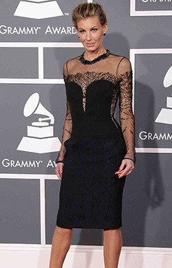 faith hill grammys