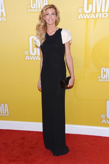 Faith Hill - Worst Dressed - 2012 CMA Awards