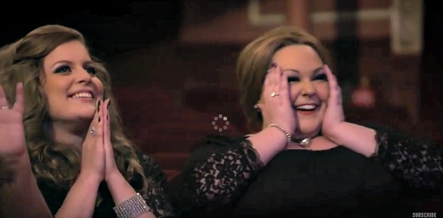 Adele plays Adele impersonator Jenny
