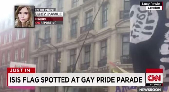 CNN's ISIS flag fail is pretty