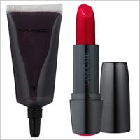 Fall lipstick for dark skin tones