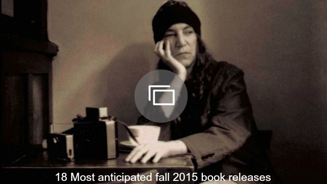 fall 2015 book slideshow