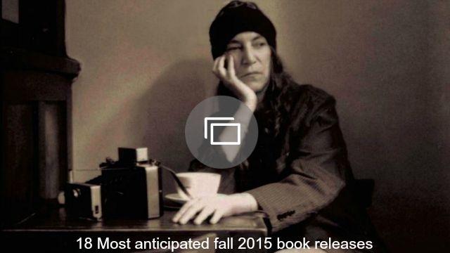 fall 2015 book slideshow