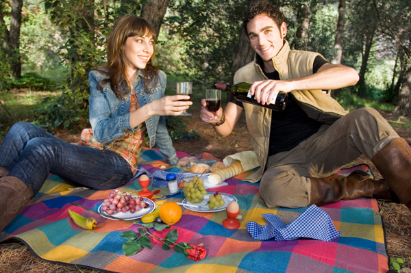 good picnic food ideas for a date