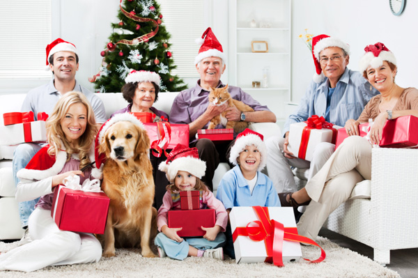 Easy ways to include your pets in holiday traditions \u2013 SheKnows