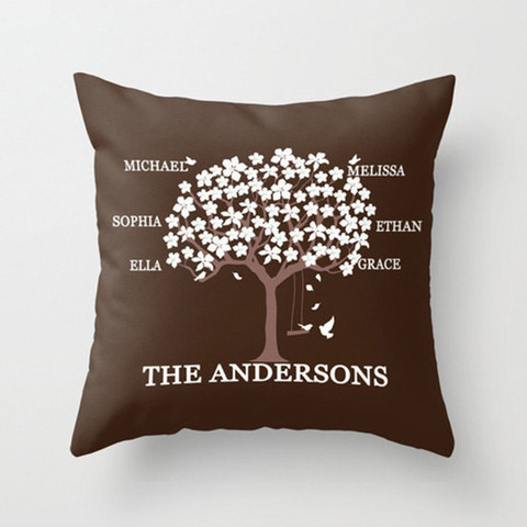 familiy pillow