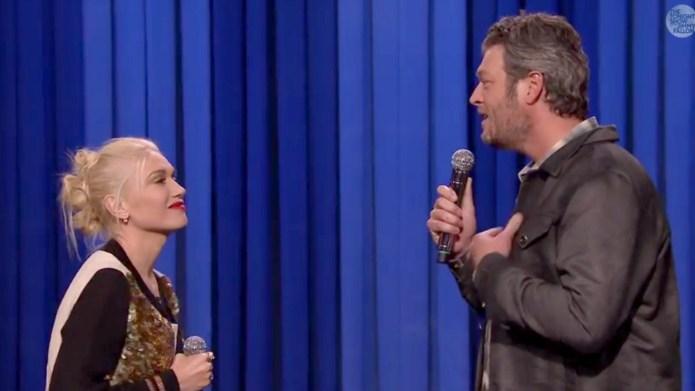 Blake Shelton and Gwen Stefani might