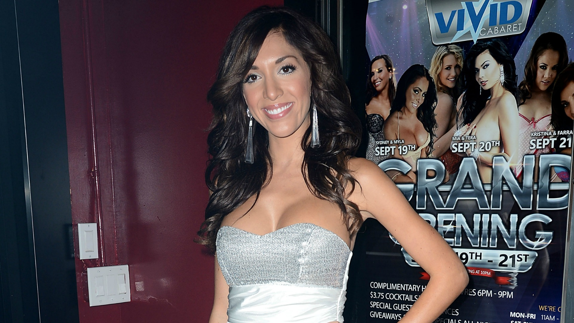 Farrah Abraham Admits to Storing Nude Pics of Daughter