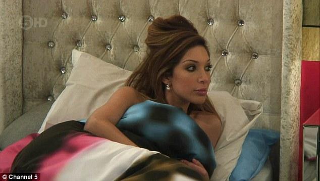 Farrah Abraham on Big Brother UK