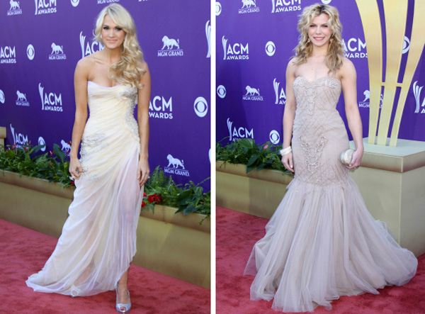 Carrie Underwood vs. Kimberly Perry