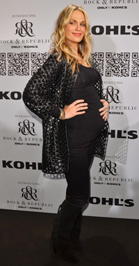 Molly Simms at the Rock & Republic For Kohl's Fashion Show
