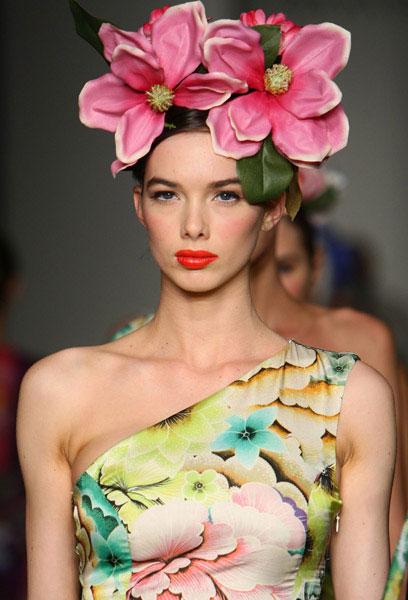 fashion week spring summer 2011
