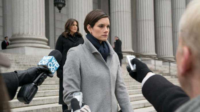 SVU Tackles the Tough Subject of
