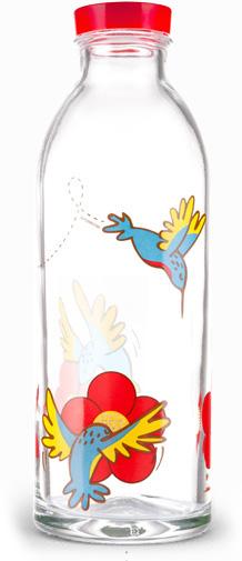 FaucetFace water bottle
