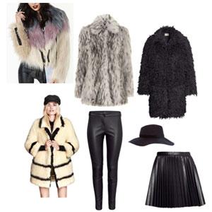 Faux Fur Pairings-Coats | SHeknows.com