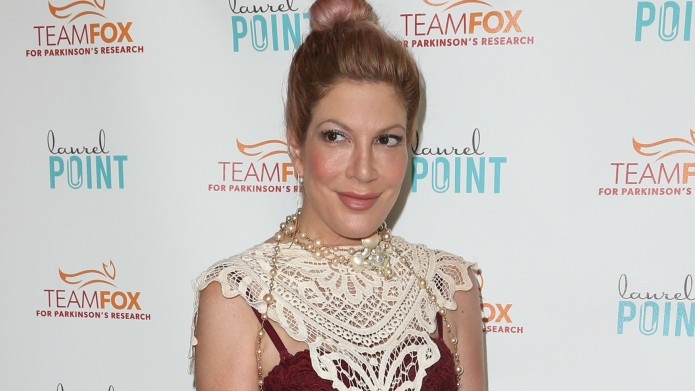 Tori Spelling's financial situation just gets
