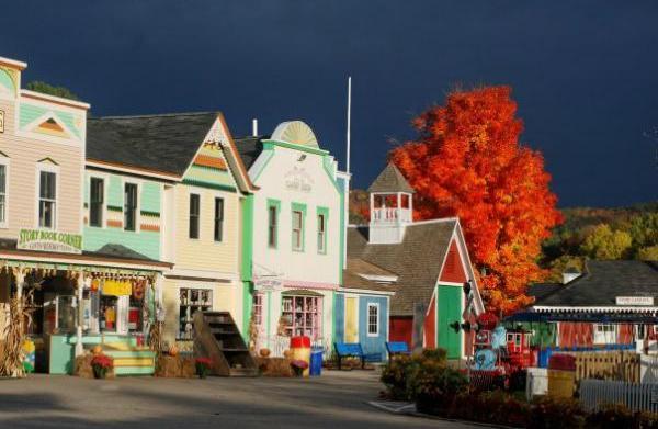 Story Land – Glenn, New Hampshire