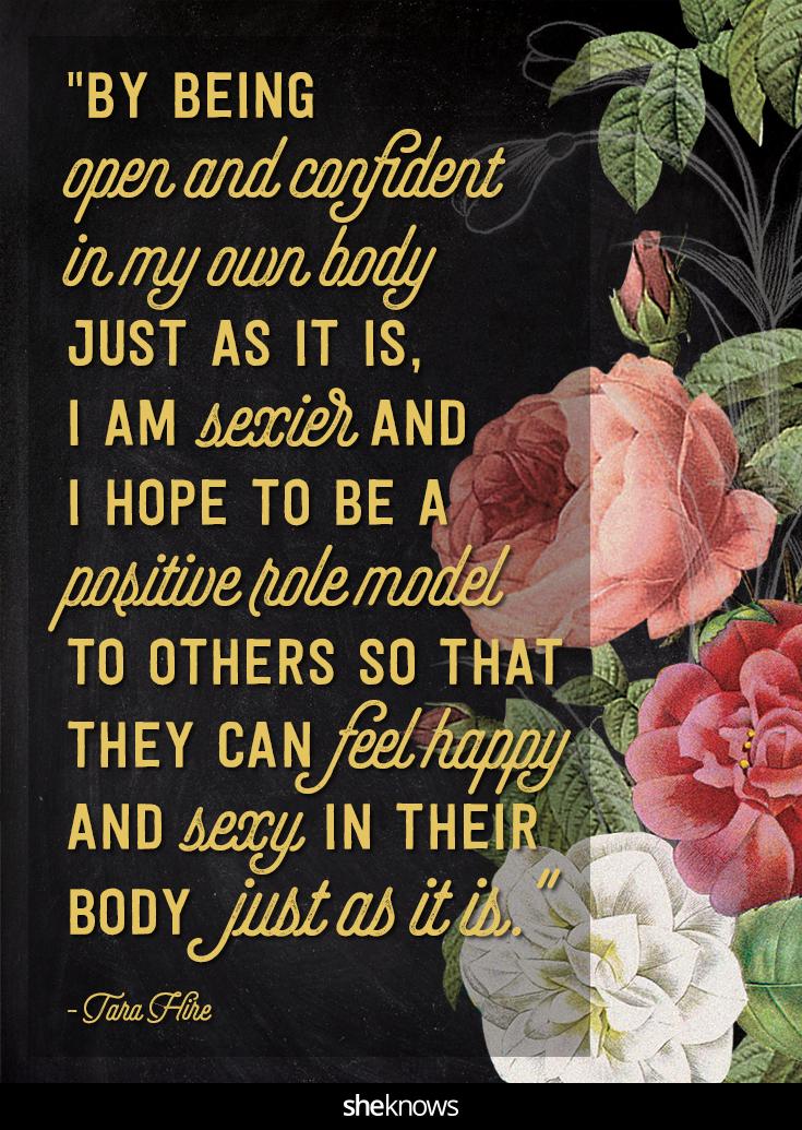 Happy in body as it is