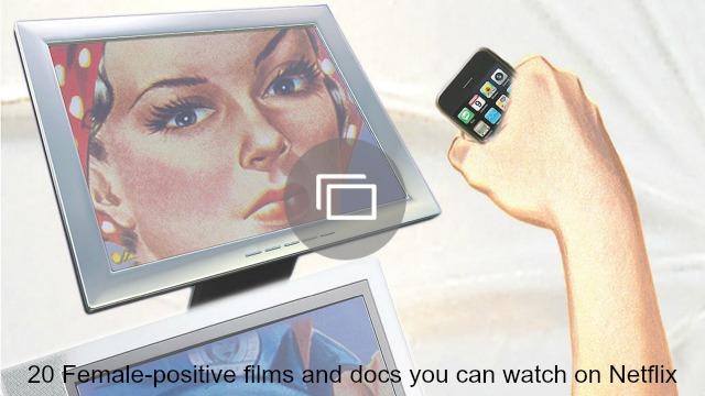 female positive films slideshow