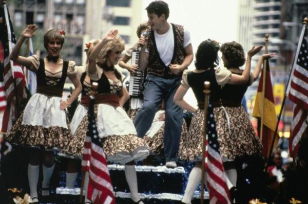 Ferris Bueller's Day Off movie still