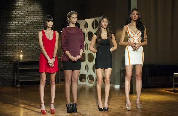 The Face's Margaux blogs: Stephanie has