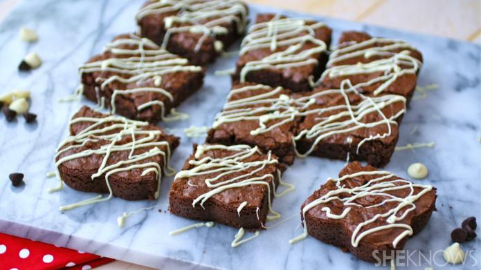 Spicy and sweet gluten-free brownies will