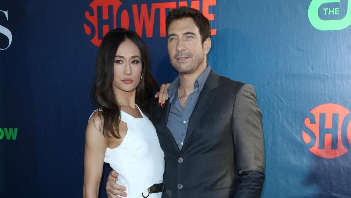 Maggie Q and Dylan McDermott engaged: