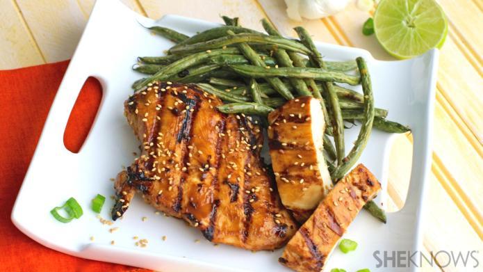 GF Friday: Hoisin-glazed chicken is an
