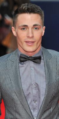 Actor Colton Haynes